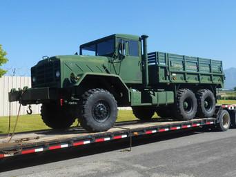 M925 900 Series 5 Ton w/Winch- Wyoming