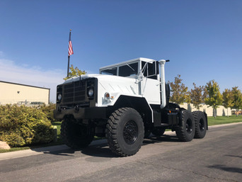 M931A2 900 Series 5 Ton Tractor- Local Utah Pickup