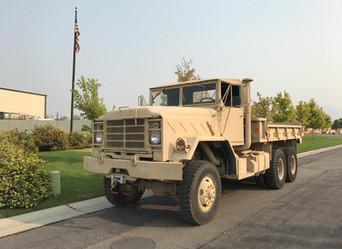 M923 900 Series 5 Ton 6x6- Shipped to Houston