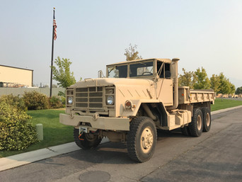 M923 900 Series 5 Ton 6x6- Shipped to Houston
