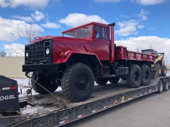 M923A2 900 Series 5 Ton 6x6- Shipped to South Dakota