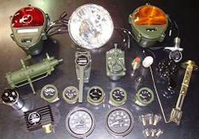 Military Electrical Parts