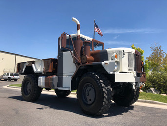 M35A3 Bobbed 2.5 Ton 4x4- Customer Pickup- Oregon