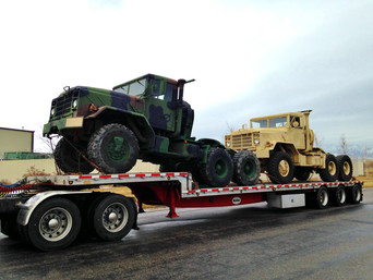 M931A2 900 Series 5 Ton (2)- Shipped