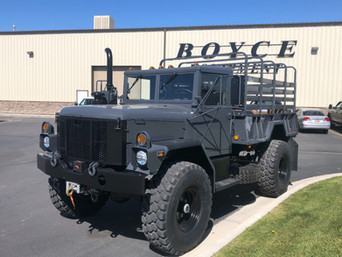 M35A3 Bobbed 2.5 Ton 4x4- Shipped- Collierville, TN