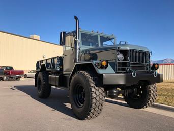 M45A2 Bobbed 2.5 Ton 4x4- Shipped- Tallahassee, FL