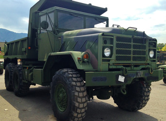 M929A2 900 Series 5 Ton Dump- Wyoming