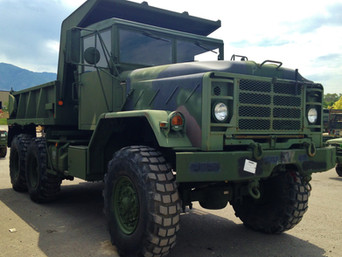 M929A2 900 Series 5 Ton Dump- Wyoming