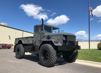 M35A2/M109A3 Bobbed 2.5 Ton 4x4- Shipped to Moriarty, NM