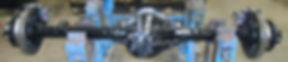 GM 14 Bolt Rear Axle
