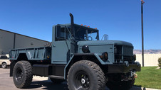 M35A2 Bobbed 2.5 Ton 4x4- Shipped to Palmetto, FL