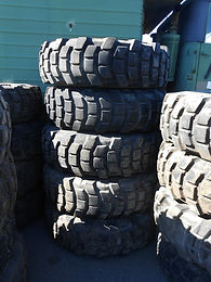 14.00R20 Michelin XL Tire