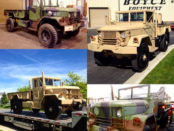 M35A2 Bobbed 2.5 Ton Truck- Congo, Africa