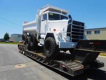 M917 20 Ton Dump Truck- Shipped