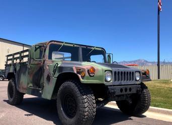 M998 HMMWV Pickup Truck- Shipped- California