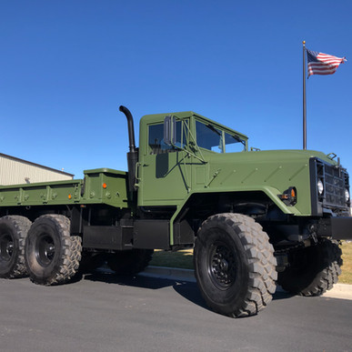 M925A2 900 Series 5 Ton 6x6- Shipped, Arizona