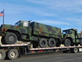 M923A2 900 Series 5 Ton & M817 800 Series 5 Ton- Shipped