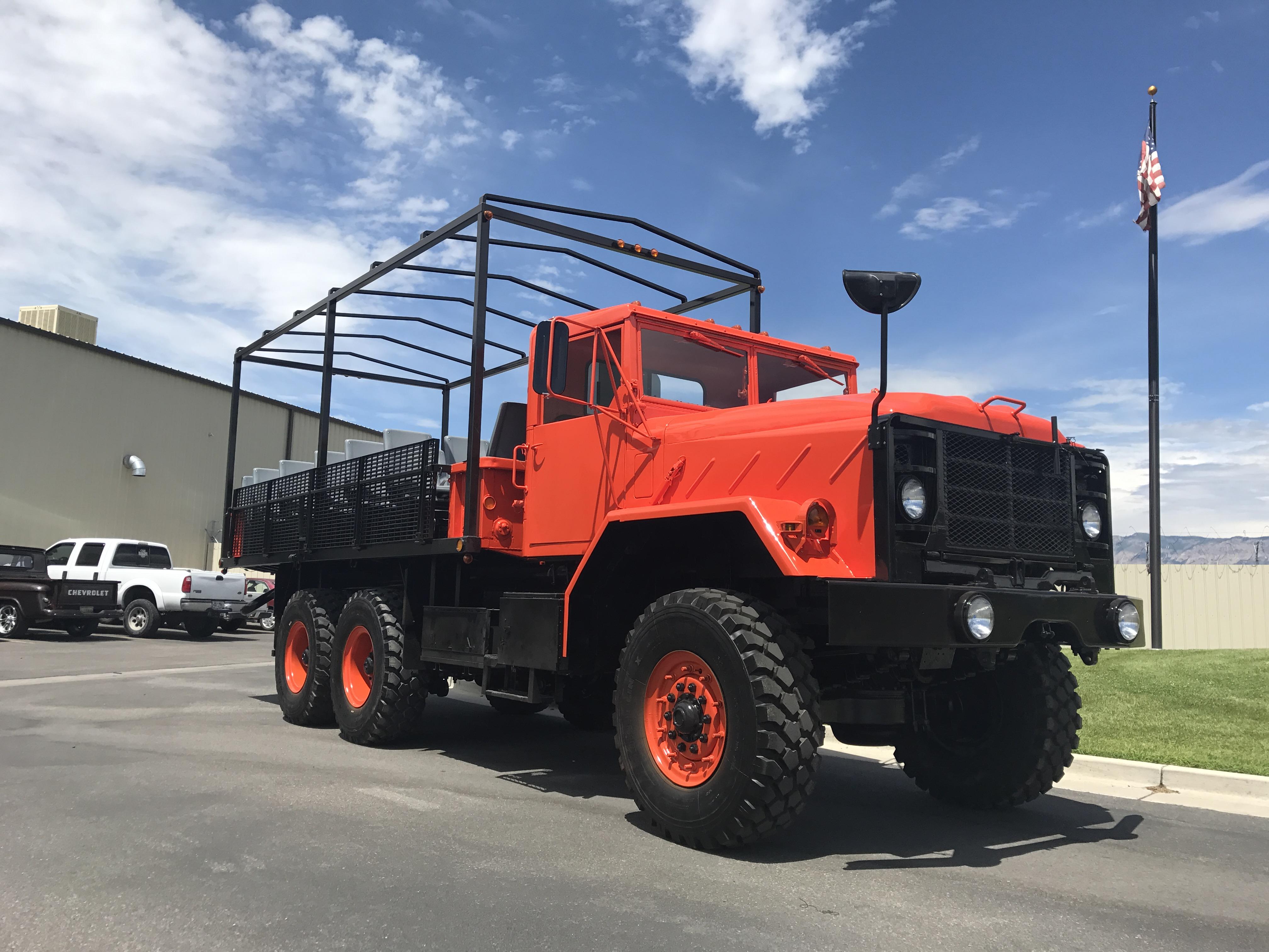 M923A2 900 Series 5 Ton 6x6- Shipped- Glenwood Springs, CO