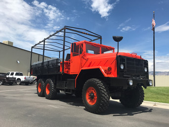 M923A2 900 Series 5 Ton 6x6- Shipped- Glenwood Springs, CO