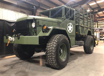 M35A2 Bobbed 2.5 Ton 4x4- Shipped to West Virginia