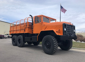 M923A2 900 Series 5 Ton 6x6- Shipped to Page, AZ