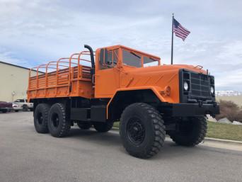 M923A2 900 Series 5 Ton 6x6- Shipped to Page, AZ