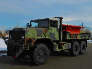 M923A2 900 Series 5 Ton w/ 12 ft. Plow