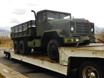 M923 900 Series 5 Ton- Shipped