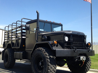 M35A2 Bobbed 2.5 Ton Truck- Shipped to South Carolina