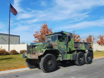 M817 800 Series 5 Ton- Shipped