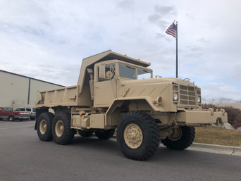 M930A2 900 Series 5 Ton Dump Truck- Shipped to Sedgwick, Maine
