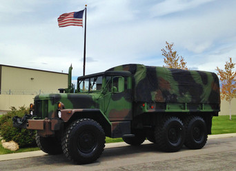 M35A3 6X6 2.5 Ton- Picked-Up