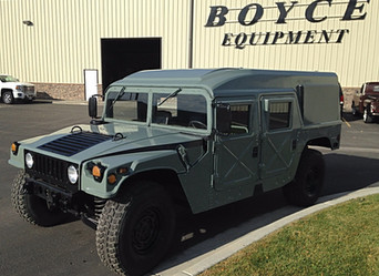 M998 Military Humvee- Shipped to Wisconsin