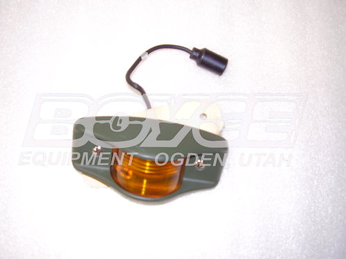 Military Amber Side Marker Light (7261919-2)