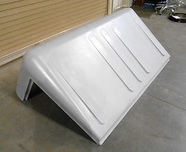 5 Ton 900 Series Fiberglass Top