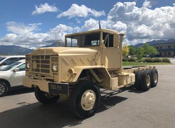 M934 900 Series 5 Ton 6x6- Local Pickup