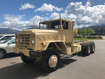 M934 900 Series 5 Ton 6x6- Local Pickup