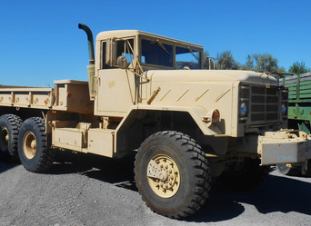 (2) M925A2 900 Series 5 Ton- Picked Up