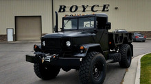 M35A2 Bobbed 2.5 Ton 4x4- Shipped to Kentucky