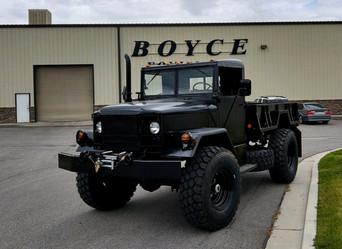 M35A2 Bobbed 2.5 Ton 4x4- Shipped to Kentucky