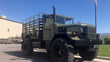 M35A2 Bobbed 2.5 Ton 4x4- Shipped to Redmond, Oregon