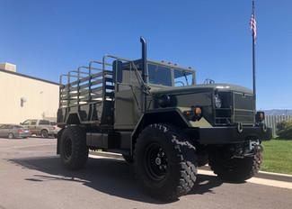 M35A2 Bobbed 2.5 Ton 4x4- Shipped to Redmond, Oregon