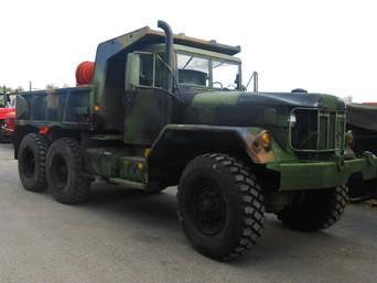 M817 800 Series 5 Ton Dump- Shipped