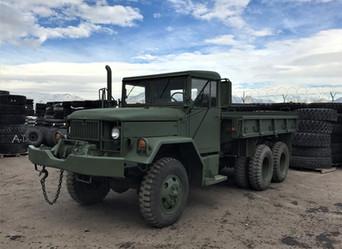 M35A2 2.5 Ton 6x6- Shipped to Texas