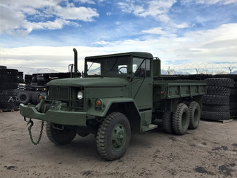 M35A2 2.5 Ton 6x6- Shipped to Texas