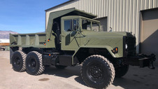M929A2 900 Series 5 Ton Dump Truck- Shipped to Wyoming
