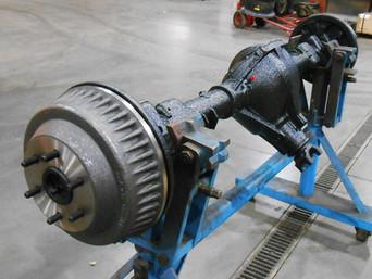 Rebuilt GM Semi Float 14-Bolt Rear Axle- Shipped