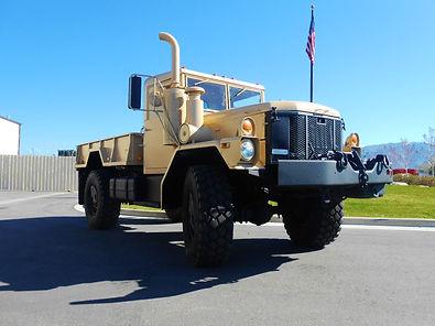 M35 2.5 Ton Bobbed Truck