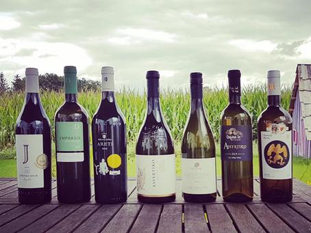 Die besten Assyrtiko-Weine vom griechischen Festland