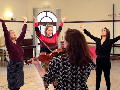 Fantastic workshop for Music and Soul